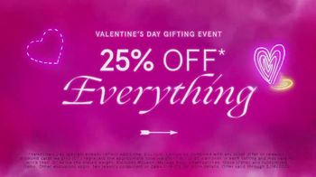 Zales Valentine's Day Gifting Event TV Spot, 'Shine Brighter: 25% Off' - Thumbnail 6