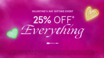 Zales Valentine's Day Gifting Event TV Spot, 'Shine Brighter: 25% Off' - Thumbnail 5