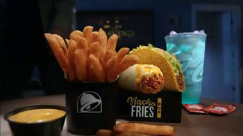 Taco Bell Nacho Fries Box TV Spot, 'Catch the Thriller: $0 Delivery Fee' Featuring Joe Keery