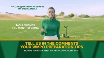 Waste Management TV Spot, 'Green Bucket List Sweepstakes' Featuring Alexandra O'Laughlin - 7 commercial airings