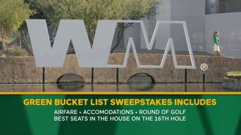 Waste Management TV Spot, 'Green Bucket List Sweepstakes'