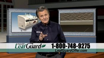 LeafGuard Double Savings Sale TV Spot, 'Mother Nature'