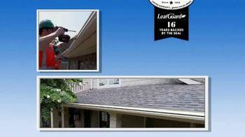 LeafGuard Double Savings Sale TV Spot, 'Mother Nature'