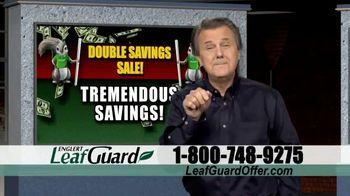 LeafGuard Double Savings Sale TV Spot, 'Mother Nature' - Thumbnail 5