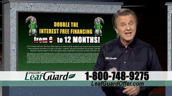 LeafGuard Double Savings Sale TV Spot, 'Mother Nature' - Thumbnail 6