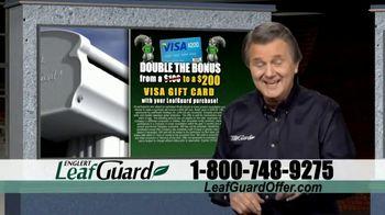 LeafGuard Double Savings Sale TV Spot, 'Mother Nature' - Thumbnail 7
