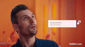 Babbel TV Spot, 'Cafe in Paris' - Thumbnail 6