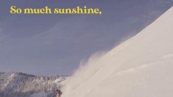 Visit Idaho TV Spot, 'Sun Valley: So Much Sunshine, So Little Rain' - Thumbnail 8