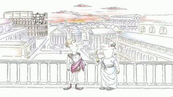 Red Bull TV Spot, 'Roma no fue construida en un día' [Spanish]