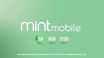 Mint Mobile TV Spot, 'More Data, for Free' - Thumbnail 10