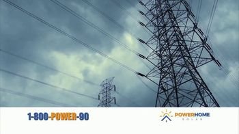 Power Home Solar & Roofing TV Spot, 'Lower Electric Bill' Song by Twisted Sister