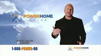 Power Home Solar & Roofing TV Spot, 'Lower Electric Bill' Song by Twisted Sister - Thumbnail 2