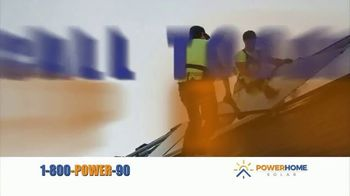Power Home Solar & Roofing TV Spot, 'Lower Electric Bill' Song by Twisted Sister - Thumbnail 6