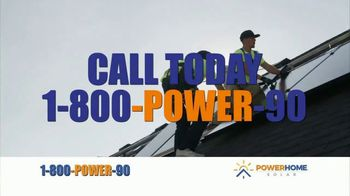 Power Home Solar & Roofing TV Spot, 'Lower Electric Bill' Song by Twisted Sister - Thumbnail 7