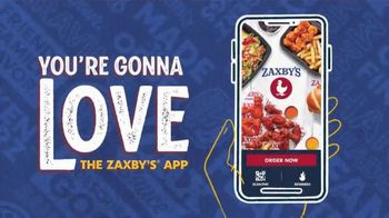 Zaxby's App TV Spot, 'You're Gonna Love It'