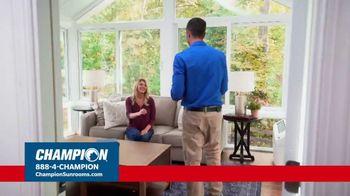 Champion Windows TV Spot, 'Dream Home: 30% Off' - Thumbnail 1