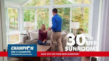 Champion Windows TV Spot, 'Dream Home: 30% Off' - Thumbnail 2