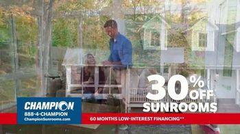 Champion Windows TV Spot, 'Dream Home: 30% Off' - Thumbnail 3