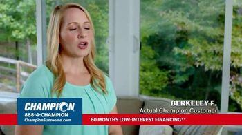 Champion Windows TV Spot, 'Dream Home: 30% Off' - Thumbnail 6
