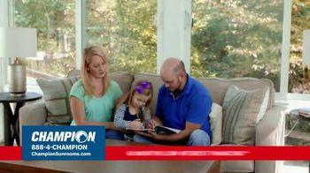Champion Windows TV Spot, 'Dream Home: 30% Off' - Thumbnail 7
