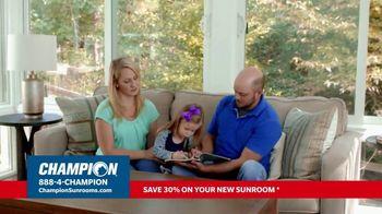 Champion Windows TV Spot, 'Dream Home: 30% Off' - Thumbnail 8