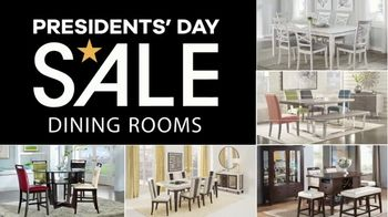Rooms to Go Presidents Day TV Spot, 'Stylish Rooms: $999 Living Room and More' - Thumbnail 7