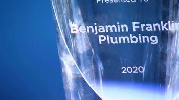 Benjamin Franklin Plumbing TV Spot, 'Torch Award' - Thumbnail 4