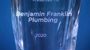 Benjamin Franklin Plumbing TV Spot, 'Torch Award' - Thumbnail 5