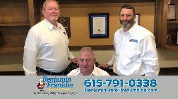 Benjamin Franklin Plumbing TV Spot, 'Torch Award' - Thumbnail 6