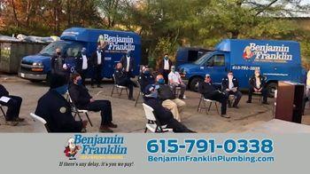 Benjamin Franklin Plumbing TV Spot, 'Torch Award' - Thumbnail 7