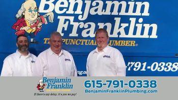 Benjamin Franklin Plumbing TV Spot, 'Torch Award' - Thumbnail 8