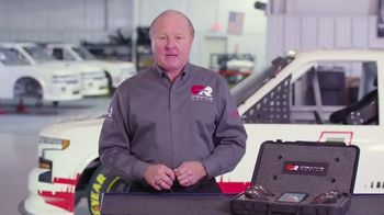 Creative Racing CHMS TV Spot, 'Exciting Discovery: Wireless Scale Systems' Feat. Larry McReynolds - 7 commercial airings