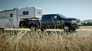 Ram Trucks TV Spot, 'Never Been Done Before' Song by Foo Fighters [T2] - Thumbnail 1
