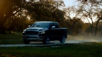 Ram Trucks TV Spot, 'Never Been Done Before' Song by Foo Fighters [T2] - Thumbnail 5