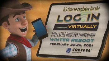Corteva Agriscience TV Spot, '2021 Cattle Industry Convention Winter Reboot'
