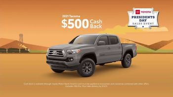 Toyota Presidents Day Sales Event TV Spot, 'The Savings Are Coming: Trucks' [T2] - Thumbnail 6