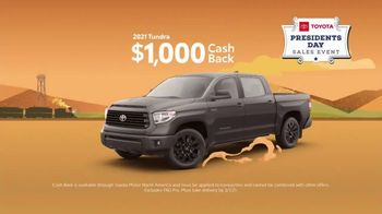 Toyota Presidents Day Sales Event TV Spot, 'The Savings Are Coming: Trucks' [T2] - Thumbnail 7