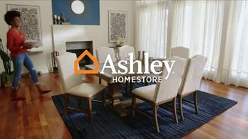 Ashley HomeStore Biggest Presidents Day Sale Ever TV Spot, 'No Minimum, No Interest and 30% Off' - Thumbnail 1
