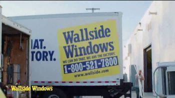 Wallside Windows TV Spot, 'Best Investment: 50% Off'