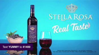 Stella Rosa Wines Blueberry TV Spot, 'Celebrate Real Taste'