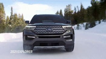 Ford Great American Sales Event TV Spot, 'Presidents Day: Explorer' [T2] - Thumbnail 3