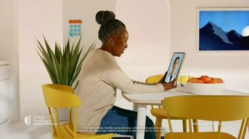UnitedHealthcare AARP Medicare Advantage Plans TV Spot, 'Here or There' - Thumbnail 1