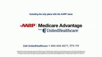 UnitedHealthcare AARP Medicare Advantage Plans TV Spot, 'Here or There' - Thumbnail 9