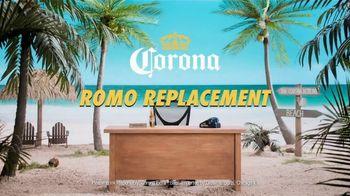 Corona Extra TV Spot, 'Romo Replacement' Featuring Tony Romo - Thumbnail 9