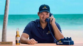 Corona Extra TV Spot, 'Romo Replacement' Featuring Tony Romo - Thumbnail 2