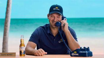 Corona Extra TV Spot, 'Romo Replacement' Featuring Tony Romo - Thumbnail 3