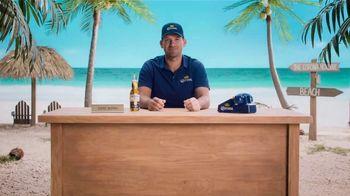 Corona Extra TV Spot, 'Romo Replacement' Featuring Tony Romo - Thumbnail 4
