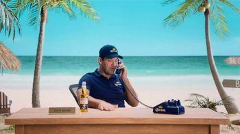 Corona Extra TV Spot, 'Romo Replacement' Featuring Tony Romo - Thumbnail 6