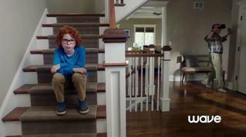 Wave Broadband TV Spot, 'Chasing Dinosaurs'