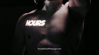 PowerBoost Massager TV Spot, 'Game Changer' - Thumbnail 5